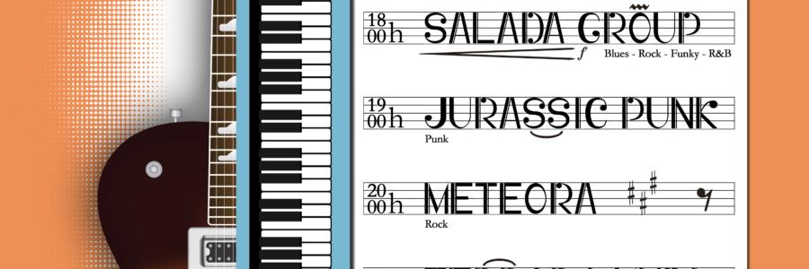 [22/06/19] – Dia de la Música