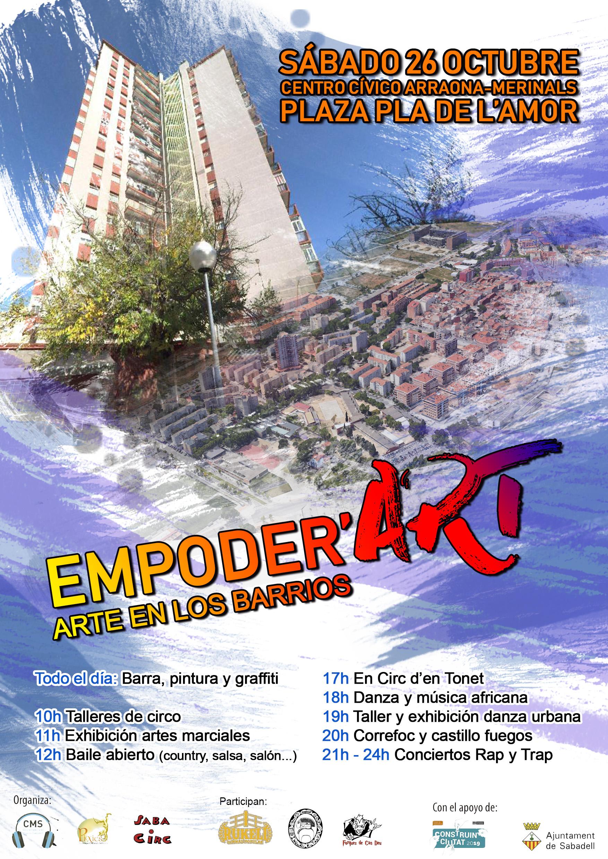 Empoder'Art II Arraona-Merinals