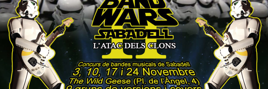 BAND WARS 2 SBD – Domingos Nov'19