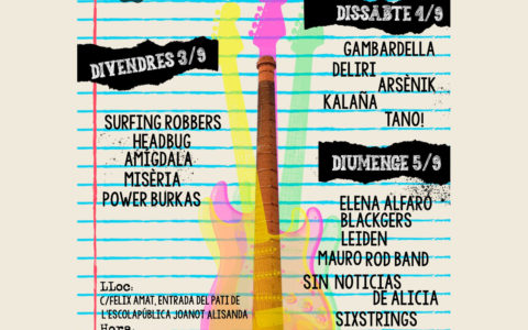 SAM Fest 2021 (Sabadell Acció Musical Fest)